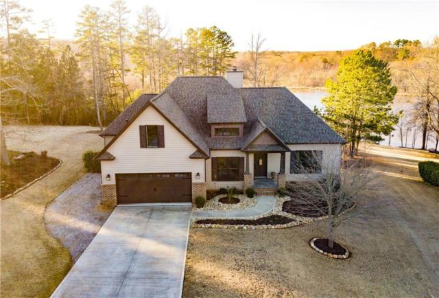 157 Mountain Lake Drive, Piedmont, SC 29673 (#20213752) :: Connie Rice and Partners