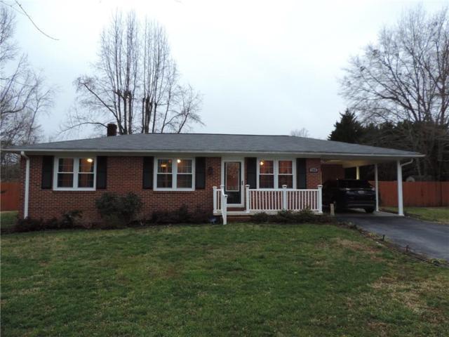 104 Meadowbrook Drive, Seneca, SC 29678 (MLS #20213764) :: Tri-County Properties
