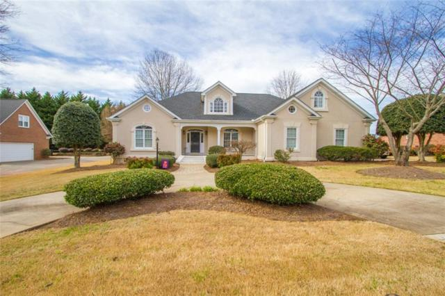 737 Shefwood Drive, Easley, SC 29642 (MLS #20213765) :: Les Walden Real Estate