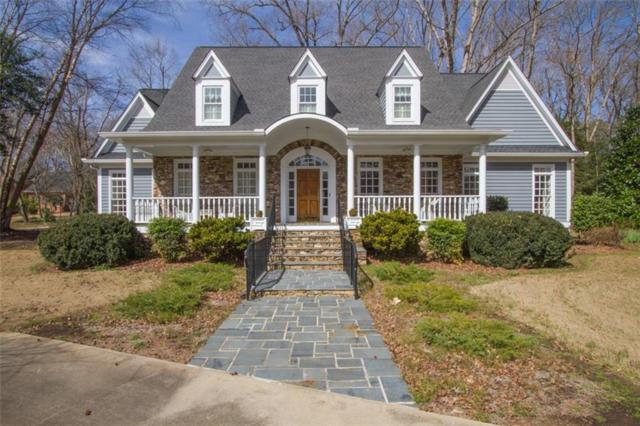 1101 Thornehill Drive, Anderson, SC 29621 (MLS #20213774) :: Tri-County Properties