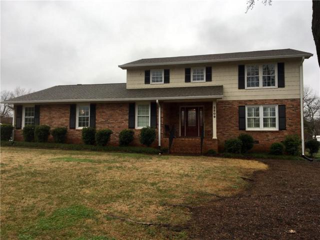 2509 Saxony Drive, Anderson, SC 29621 (#20213783) :: Connie Rice and Partners
