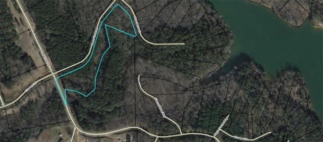 Lot 75 Aqua Vista Road, West Union, SC 29696 (MLS #20213786) :: Tri-County Properties at KW Lake Region