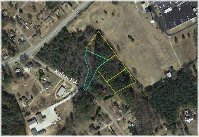 4.35 Acres Robin Road, Westminster, SC 29693 (#20213787) :: Connie Rice and Partners