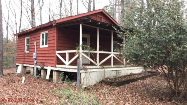 259 Chattooga Lake Road, Mountain  Rest, SC 29664 (MLS #20213789) :: Les Walden Real Estate