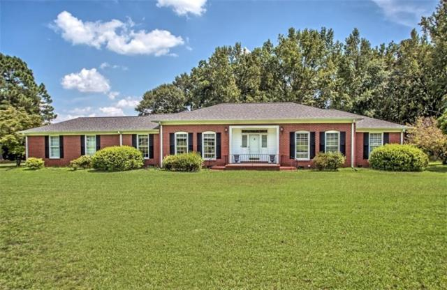 132 Pebble Brook Lane, Belton, SC 29627 (#20213790) :: Connie Rice and Partners