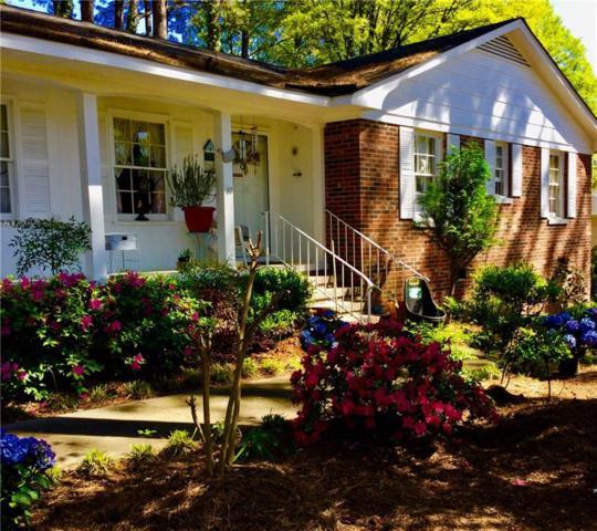 710 Loblolly Drive, Anderson, SC 29625 (MLS #20213852) :: Les Walden Real Estate