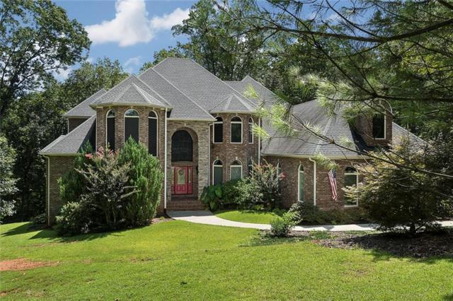 911 Snug Harbor, Anderson, SC 29625 (MLS #20213859) :: The Powell Group