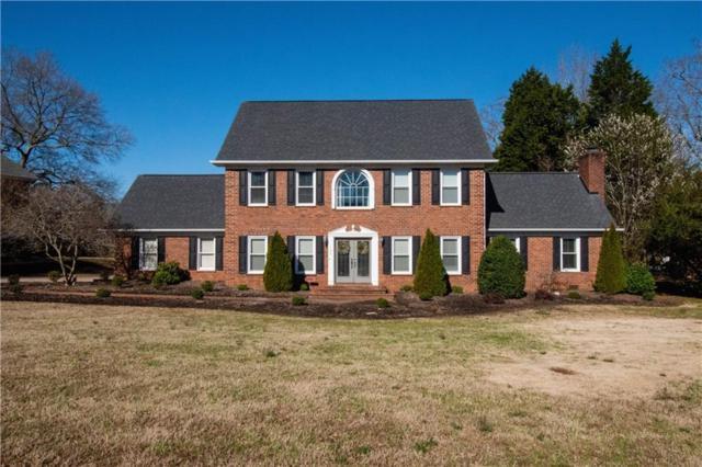 104 Pine Ridge Drive, Easley, SC 29642 (MLS #20213881) :: Les Walden Real Estate