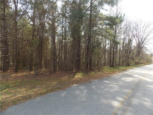 104 Shady Lane, Townville, SC 29689 (MLS #20213903) :: Tri-County Properties