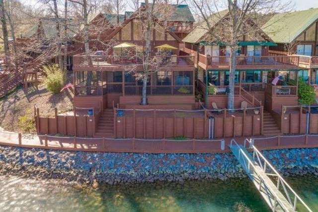 146 Harbour Pointe, Six Mile, SC 29682 (MLS #20213904) :: The Powell Group
