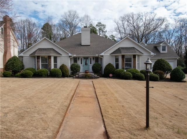 101 Woodbridge Court, Easley, SC 29642 (MLS #20213906) :: Les Walden Real Estate