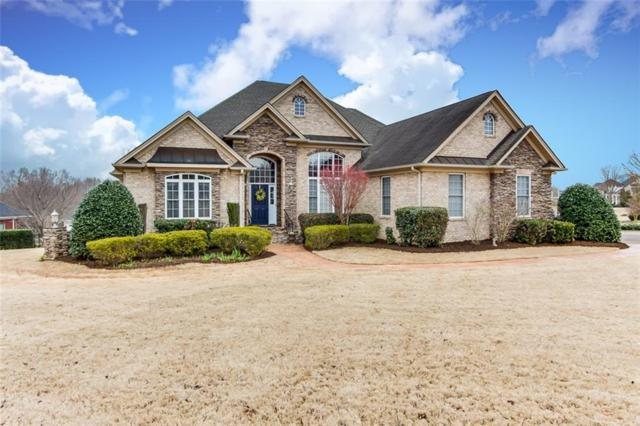 101 Harlond Drive, Anderson, SC 29621 (MLS #20213915) :: Les Walden Real Estate