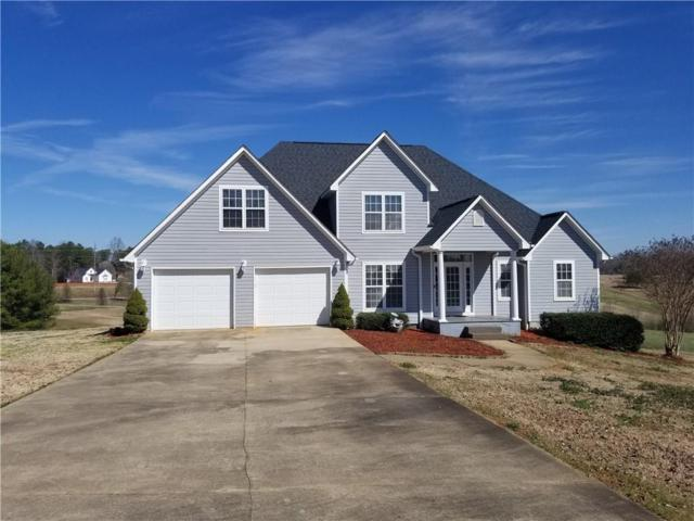 1309 Falcons Drive, Walhalla, SC 29691 (MLS #20213916) :: Tri-County Properties