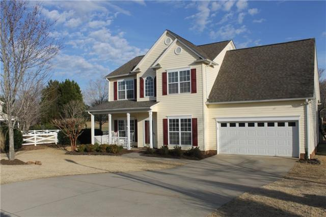 101 Timber Trace Way, Easley, SC 29642 (MLS #20213948) :: Les Walden Real Estate