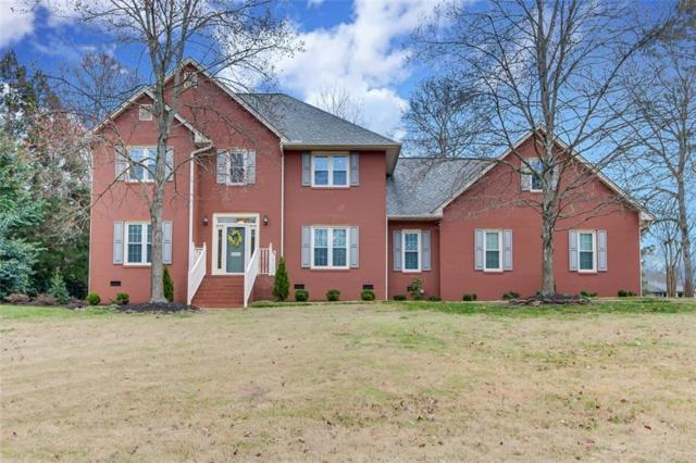 305 Oakmont Drive, Anderson, SC 29621 (MLS #20213960) :: The Powell Group