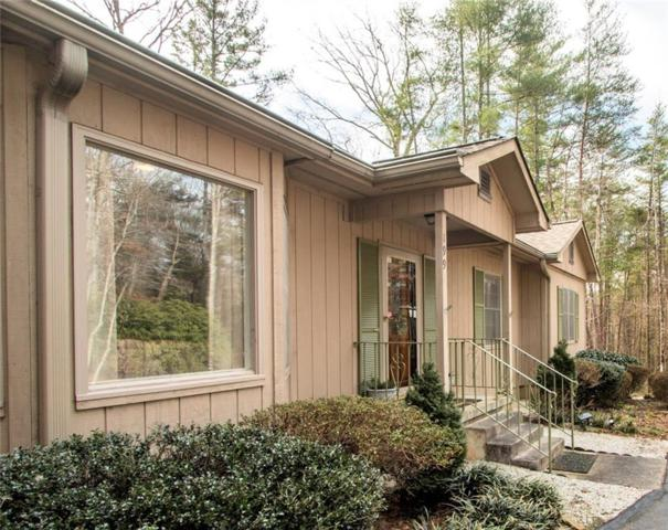 199 Mountain Rest Lake Road, Mountain  Rest, SC 29664 (#20214005) :: Connie Rice and Partners