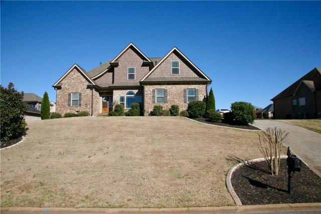 1016 Tuscany Drive, Anderson, SC 29621 (MLS #20214033) :: The Powell Group