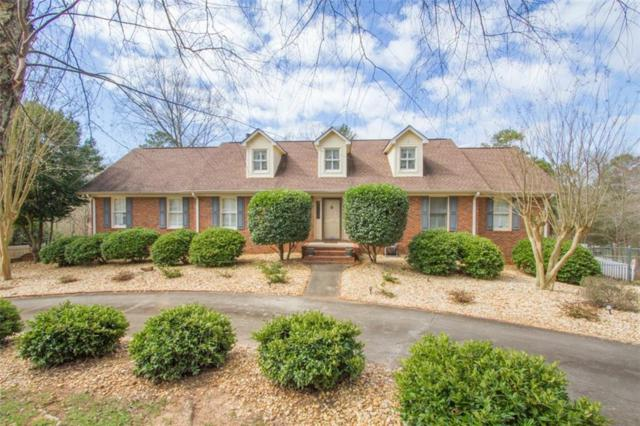 708 Stagecoach Drive, Anderson, SC 29625 (MLS #20214035) :: The Powell Group