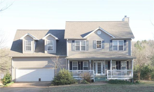 282 Penny Lane, Townville, SC 29689 (MLS #20214050) :: The Powell Group