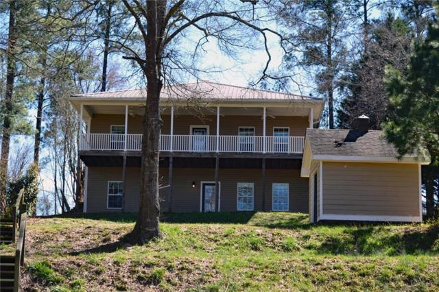 697 Parkertown Heights Road, Lavonia, GA 30553 (MLS #20214077) :: The Powell Group