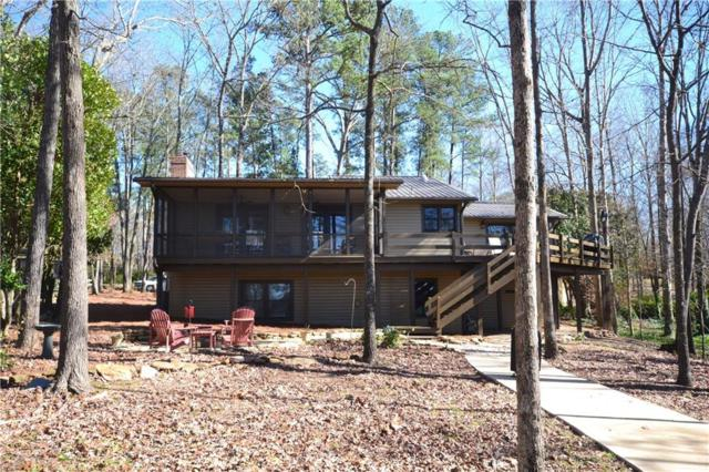 71 Dogwood Lane, Hartwell, GA 30643 (MLS #20214122) :: Les Walden Real Estate