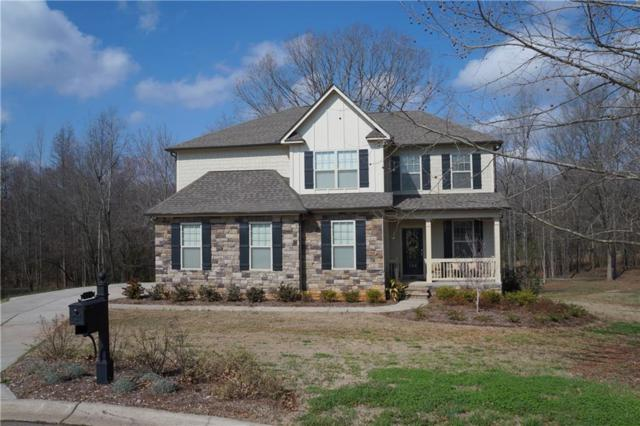 106 Hawks Nest, Anderson, SC 29621 (MLS #20214131) :: The Powell Group