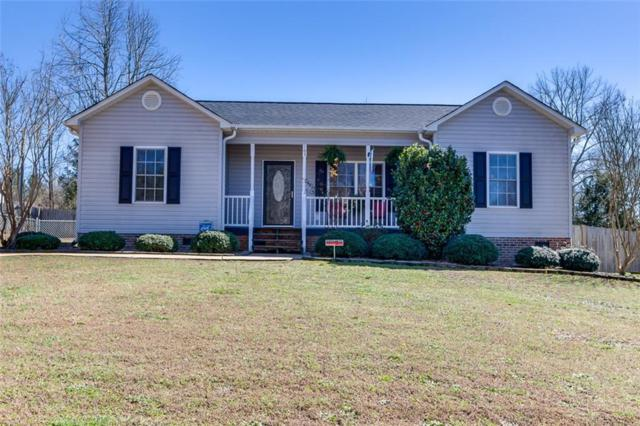 105 Timber Drive, Pickens, SC 29671 (MLS #20214163) :: The Powell Group