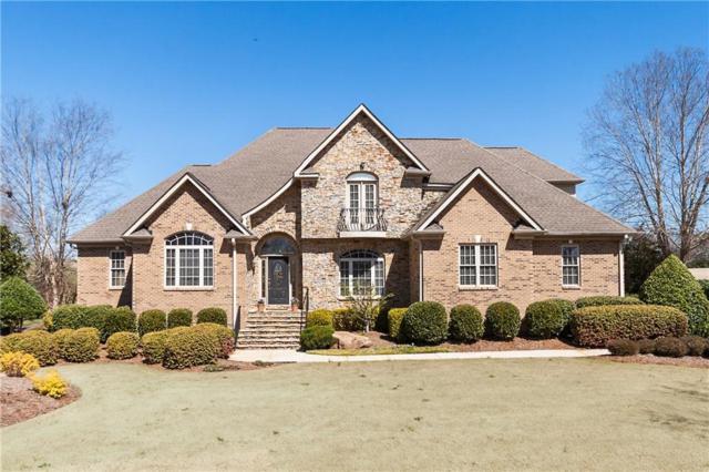 1705 Cross Creek Drive, Seneca, SC 29678 (MLS #20214201) :: Les Walden Real Estate