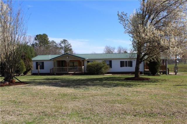601 Slab Bridge Road, Pickens, SC 29671 (MLS #20214204) :: Les Walden Real Estate