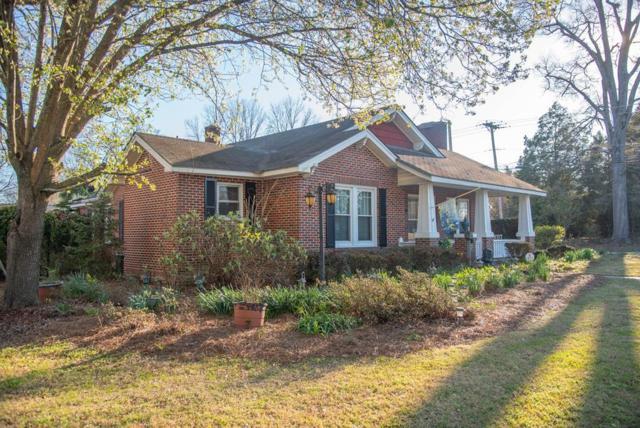 517 W Cambridge Avenue, Greenwood, SC 29646 (MLS #20214209) :: Tri-County Properties