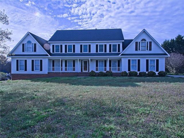 101 Wren Crossing Court, Easley, SC 29642 (MLS #20214220) :: Les Walden Real Estate