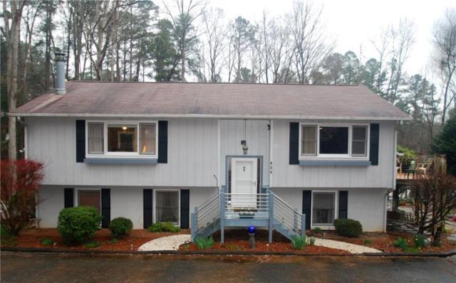 403 Stratford Drive, Seneca, SC 29678 (MLS #20214255) :: Tri-County Properties