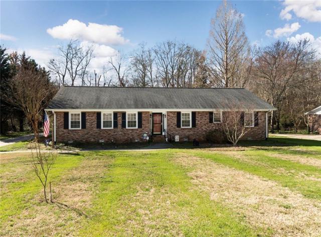 607 Loblolly Drive, Anderson, SC 29625 (MLS #20214259) :: Les Walden Real Estate
