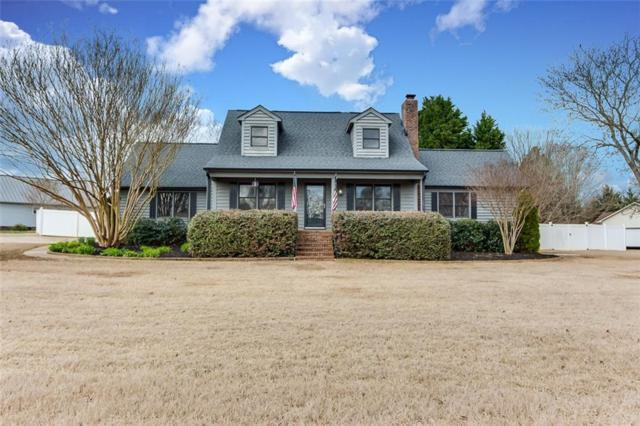 367 Green Hill Drive, Anderson, SC 29621 (MLS #20214296) :: Les Walden Real Estate