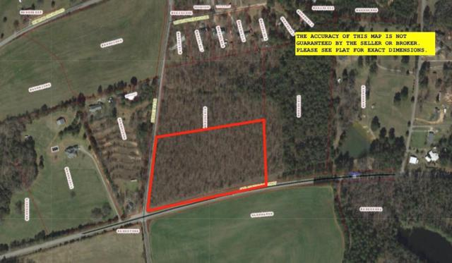 00 Old Greenville Highway, Liberty, SC 29657 (MLS #20214309) :: The Powell Group