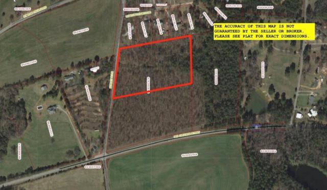 00 Burdette Drive, Liberty, SC 29657 (MLS #20214311) :: The Powell Group