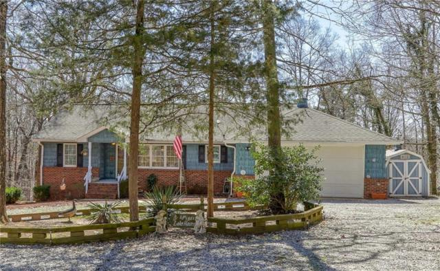726 Seminole Point Road, Fair Play, SC 29643 (#20214338) :: Connie Rice and Partners