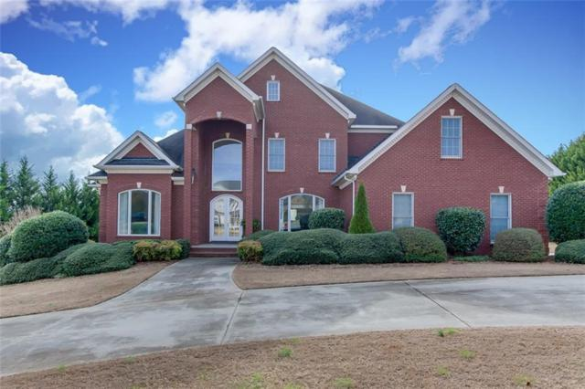 102 Prestwick Drive, Anderson, SC 29621 (MLS #20214346) :: Les Walden Real Estate