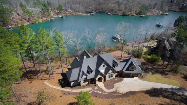 142 Bright Water Trail, Six Mile, SC 29682 (#20214366) :: Connie Rice and Partners