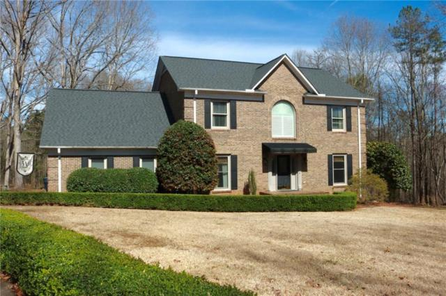 223 Lancaster Drive, Anderson, SC 29621 (MLS #20214396) :: Tri-County Properties