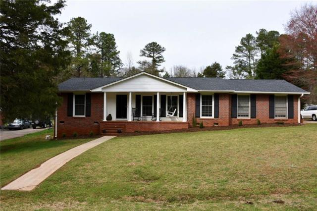106 Wedgewood Drive, Anderson, SC 29621 (MLS #20214519) :: The Powell Group