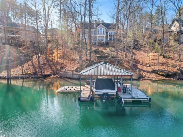 508 Stoneridge Court, Seneca, SC 29672 (MLS #20214567) :: The Powell Group