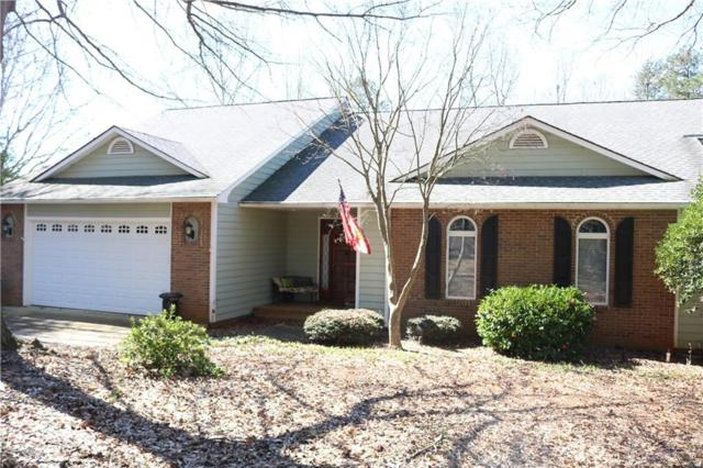 230 Royal Oaks Drive Drive, Anderson, SC 29625 (#20214587) :: Connie Rice and Partners