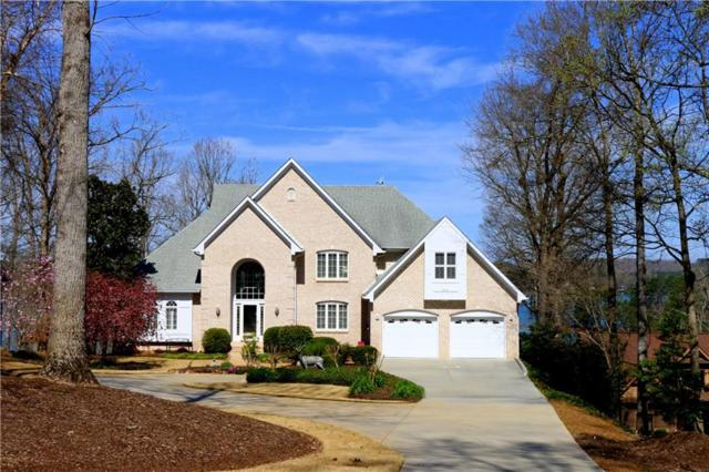 304 Plantation Pointe, Anderson, SC 29625 (MLS #20214599) :: The Powell Group