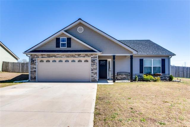 2 Robin Drive, Anderson, SC 29626 (MLS #20214600) :: The Powell Group