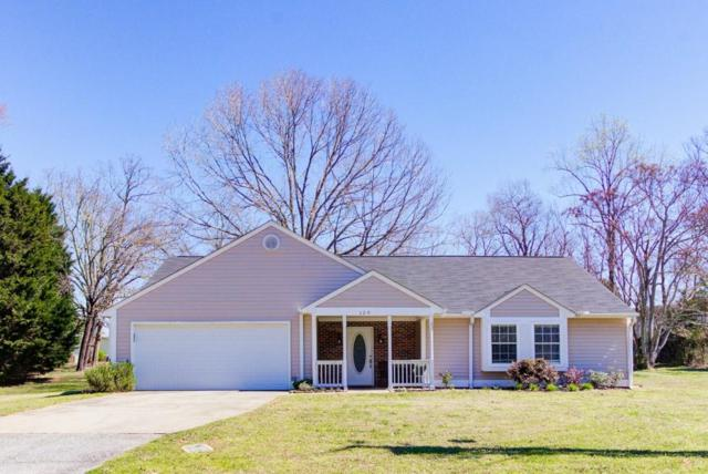 129 Cool Meadows Drive, Piedmont, SC 29673 (MLS #20214609) :: The Powell Group