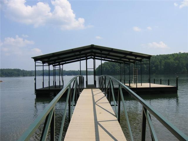 Lot 6 Overlook Drive, Fair Play, SC 29643 (MLS #20214620) :: The Powell Group