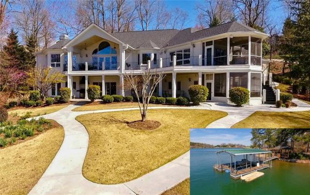 705 Sunpointe Court, Seneca, SC 29672 (MLS #20214637) :: Les Walden Real Estate