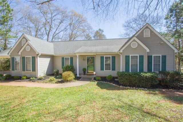 909 Pine Top Circle, Anderson, SC 29626 (#20214646) :: Connie Rice and Partners