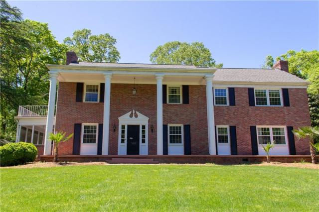 103 Roslyn Drive, Clemson, SC 29631 (MLS #20214665) :: Tri-County Properties